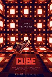 locandina del film CUBE
