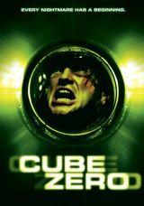 locandina del film CUBE ZERO