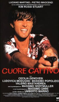 locandina del film CUORE CATTIVO