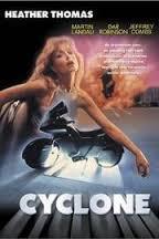 locandina del film CYCLONE - ARMA FATALE