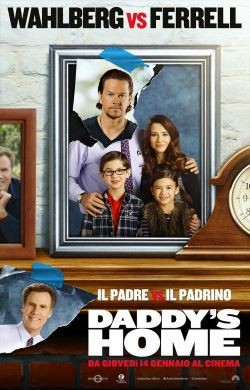 locandina del film DADDY'S HOME