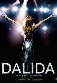 locandina del film DALIDA