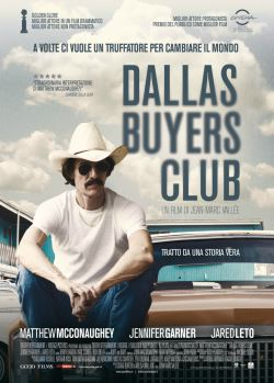 locandina del film DALLAS BUYERS CLUB