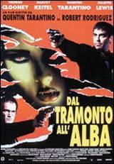locandina del film DAL TRAMONTO ALL'ALBA