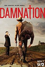 locandina del film DAMNATION - STAGIONE UNO