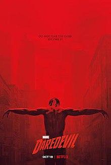 locandina del film DAREDEVIL - STAGIONE 3