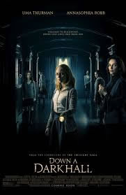 locandina del film DARK HALL