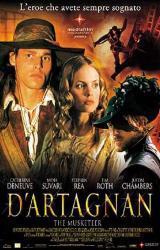 locandina del film D'ARTAGNAN