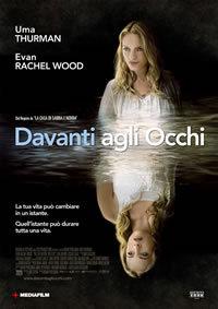 locandina del film DAVANTI AGLI OCCHI