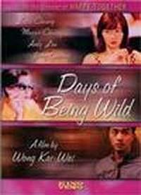 locandina del film DAYS OF BEING WILD