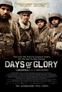 locandina del film DAYS OF GLORY