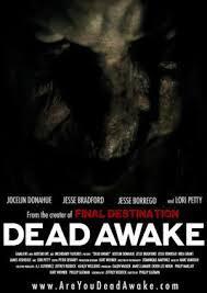 locandina del film DEAD AWAKE (2016)