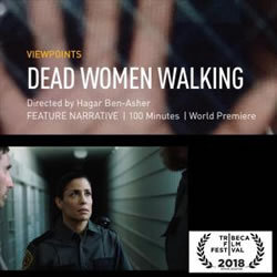 locandina del film DEAD WOMEN WALKING