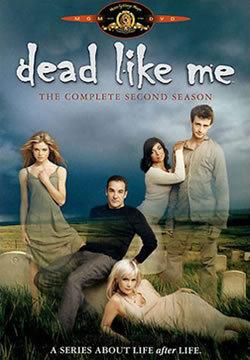locandina del film DEAD LIKE ME - STAGIONE 2