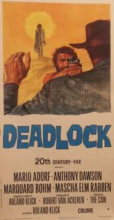 locandina del film DEADLOCK