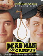 locandina del film DEAD MAN ON CAMPUS