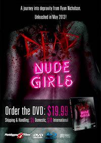 locandina del film DEAD NUDE GIRLS