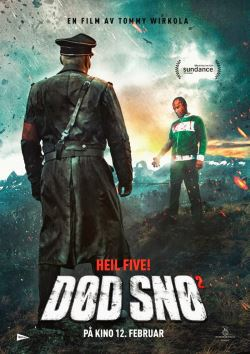 locandina del film DEAD SNOW 2 - RED VS. DEAD