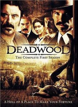 locandina del film DEADWOOD - STAGIONE 1