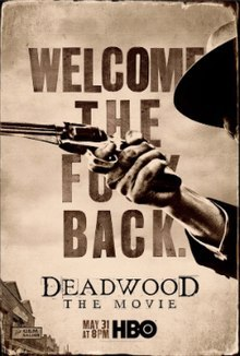 locandina del film DEADWOOD: THE MOVIE