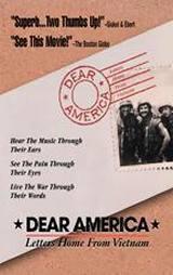locandina del film DEAR AMERICA - LETTERE DAL VIETNAM