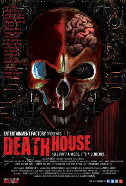 locandina del film DEATH HOUSE