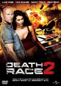 locandina del film DEATH RACE 2
