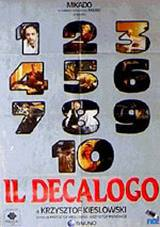 locandina del film DECALOGO 10