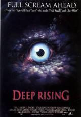 locandina del film DEEP RISING - PRESENZE DAL PROFONDO