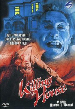 locandina del film DELIRIUM HOUSE - LA CASA DEL DELIRIO