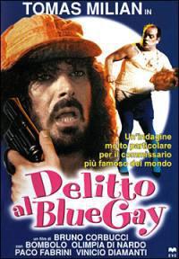 locandina del film DELITTO AL BLUE GAY