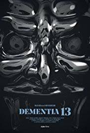 locandina del film DEMENTIA 13