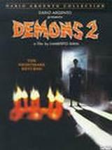 locandina del film DEMONI 2