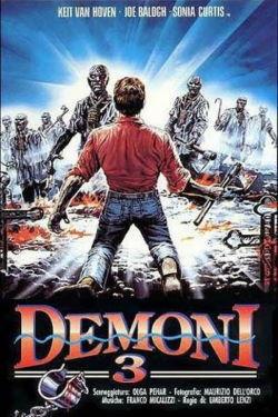 locandina del film DEMONI 3