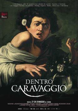 locandina del film DENTRO CARAVAGGIO