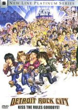 locandina del film DETROIT ROCK CITY