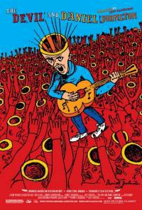 locandina del film THE DEVIL AND DANIEL JOHNSTON