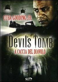 locandina del film DEVIL'S TOMB - A CACCIA DEL DIAVOLO