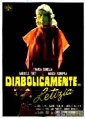 locandina del film DIABOLICAMENTE… LETIZIA
