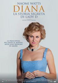 locandina del film DIANA - LA STORIA SEGRETA DI LADY D.