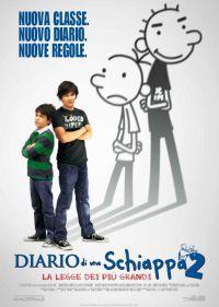 locandina del film DIARIO DI UNA SCHIAPPA 2 - LA LEGGE DEI PIU' GRANDI