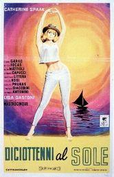 locandina del film DICIOTTENNI AL SOLE