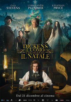 locandina del film DICKENS: L'UOMO CHE INVENTO' IL NATALE