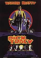locandina del film DICK TRACY