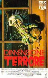 locandina del film DIMENSIONE TERRORE