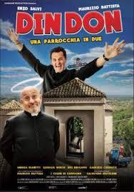 locandina del film DIN DON - UNA PARROCCHIA IN DUE