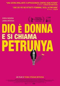 locandina del film DIO E' DONNA E SI CHIAMA PETRUNYA