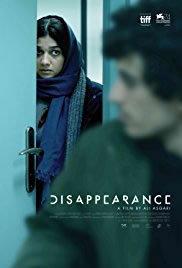 locandina del film DISAPPEARANCE