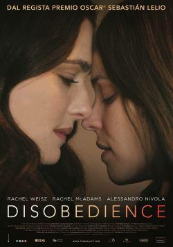 locandina del film DISOBEDIENCE