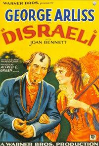 locandina del film DISRAELI